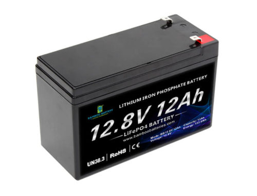 12V 12Ah LiFePO4 Battery