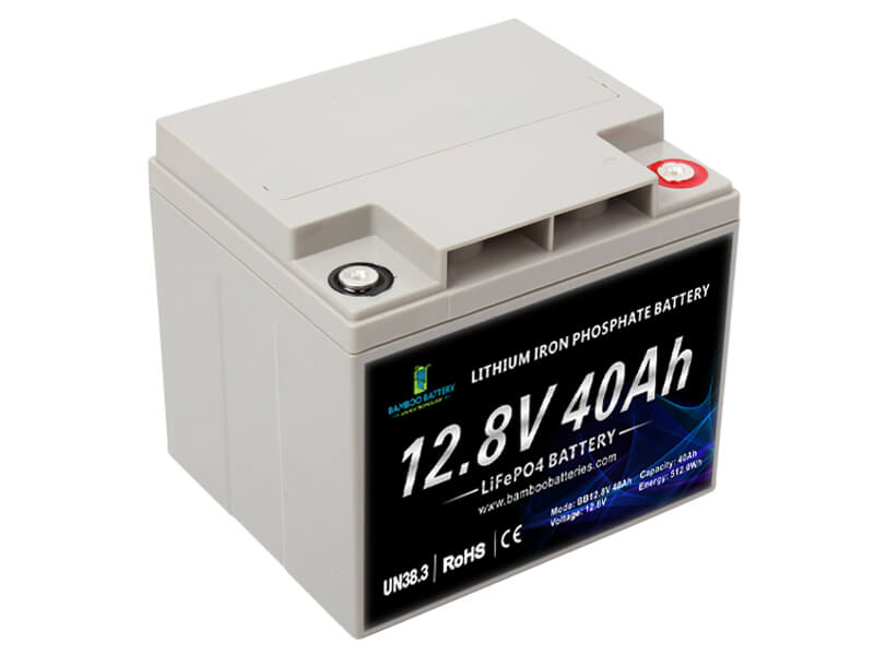 12V 40Ah energy storage lithium battery & 12V 40Ah lifepo4